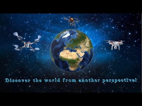 Travel with drone com – Map of aerial videos from around the world