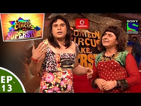 Comedy Circus Ke Superstars - Episode 13 - It's Archana Puran Singh Special