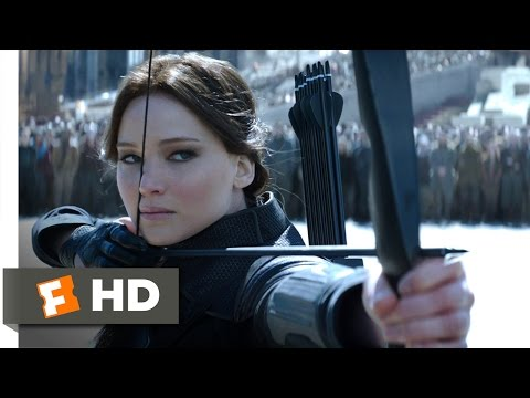 The Hunger Games: Mockingjay - Part 2 (9/10) Movie CLIP - May Your Aim Be True (2015) HD