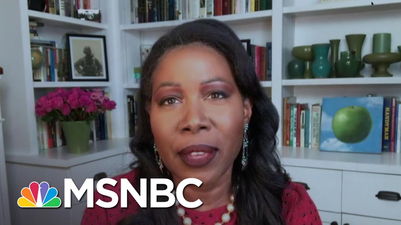 Isabel Wilkerson On The New Reconstruction Era In America | The Last Word | MSNBC