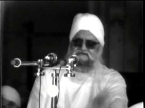 sant isher singh ji - GurdwaraKaramsar.com - Sant Isher Singh Ji Maharaj - Rara Sahib Wale - Nirban Kirtan Updesh, Venue: Eastham UK 1975. (These recording were made available wit...