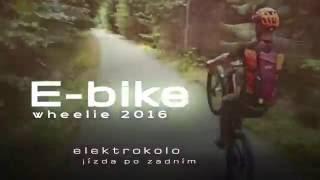 KTM wheelie E-bike CZ 2016