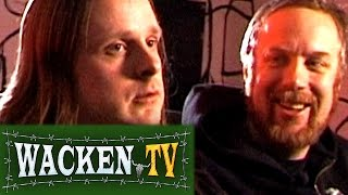 At the Gates - Interview in Hamburg in 2010 - Part 1