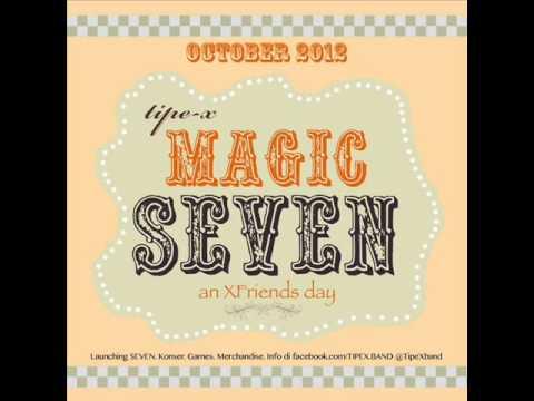 Tipe X  -Jangan Omong Sembarang(Album Seven  2012)