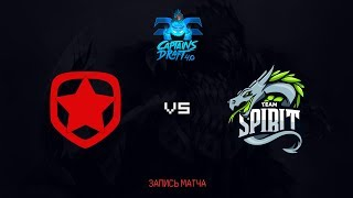 Gambit vs Spirit, Capitans Draft 4.0, game 1 [Jam]