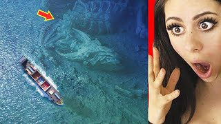 Video Unusual UNDERWATER DISCOVERIES That Cannot Be Explained MP3, 3GP, MP4, WEBM, AVI, FLV Juni 2019