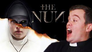 "Video BRITISH PRIEST Reacts to ""The NUN""!! MP3, 3GP, MP4, WEBM, AVI, FLV Agustus 2019"