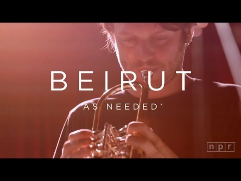 Beirut: As Needed | NPR MUSIC FRONT ROW