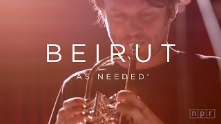 Video Beirut: As Needed | NPR MUSIC FRONT ROW MP3, 3GP, MP4, WEBM, AVI, FLV Agustus 2018