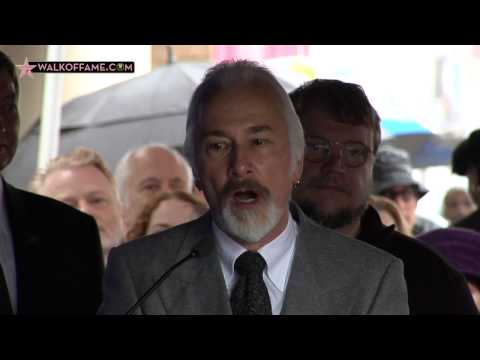 Rick Baker Walk of Fame Ceremony