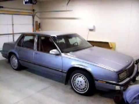 1991 GM H Body Fuel Sending Unit Repair – part 1.avi
