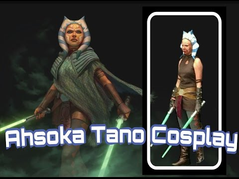 Cosplay Made Easy: Ahsoka Tano Part 1 (the belt)