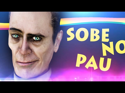 SOBE NO PAU E PULA DO SEEKER! GMOD (Garry's Mod) (видео)