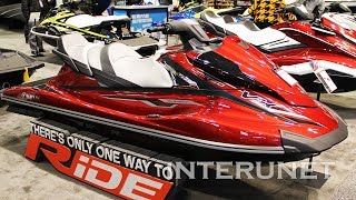 3. 2019 Yamaha VX Limited - 3-passenger wave runner