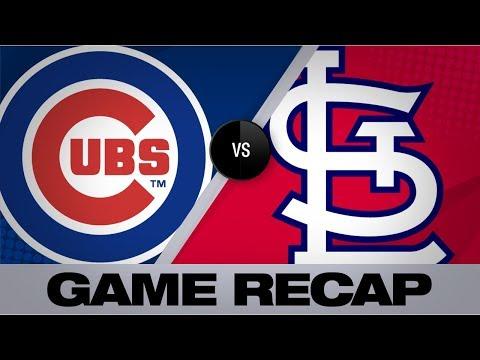 Video: Hendricks, Cubs shut out Cardinals | Cubs-Cardinals Game Highlights 7/31/19