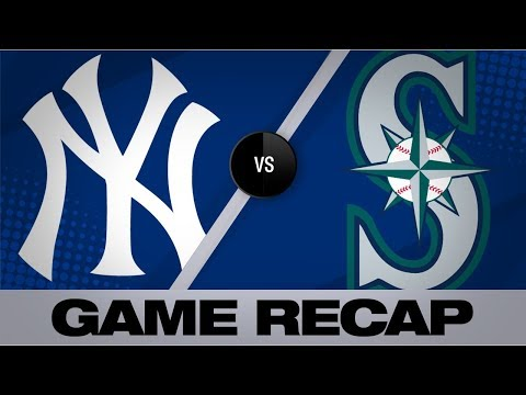 Video: Torres, Ford power Yankees past Mariners | Yankees-Mariners Game Highlights 8/26/19