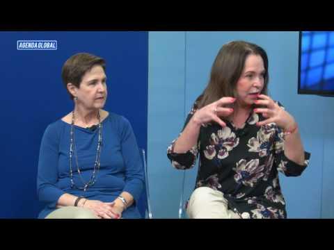 Entrevista a @milagrosbc y @aixaarmas – Agenda Global con @mt_romero 14-01-2017 Seg. 01
