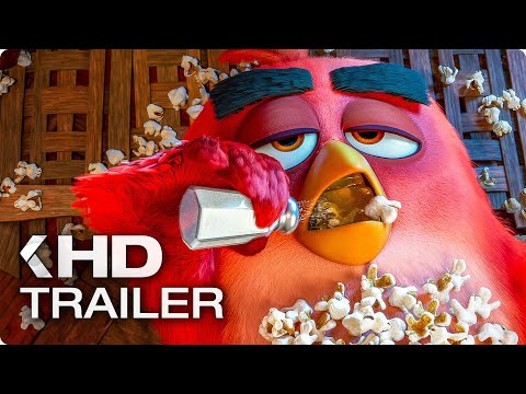 THE ANGRY BIRDS MOVIE 2 - 6 Minutes Trailers (2019)