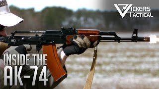 Larry gives us an inside look to the AK-74 Click here to subscribe: http://bit.ly/1Dt3vp9 Click here to keep up with me: Twitter:...
