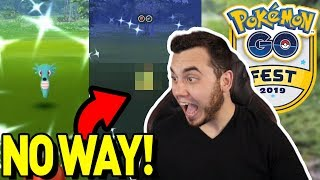 THIS ACTUALLY HAPPENED! WOW! Pokemon GO Fest Event! by aDrive