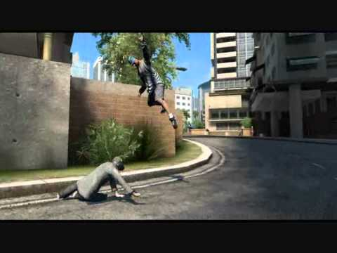 Skate 3 - Bloopers, Glitches & Funny Stuff 4