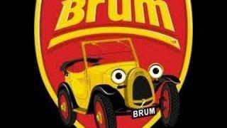 Brum and the Cream Balloon