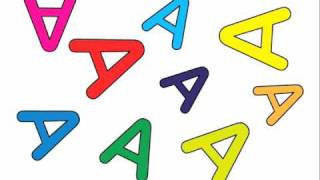 The Letter A, Easy Phonics for Kids