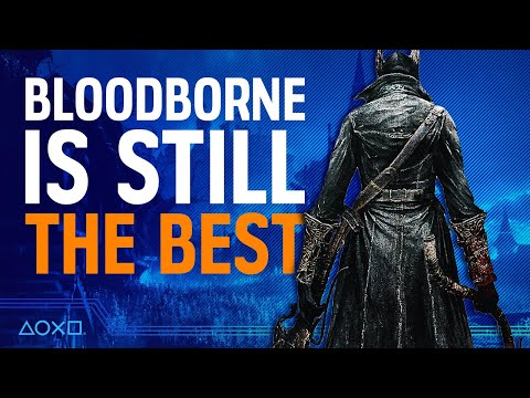 Why Bloodborne Will Always be My Favourite PS4 Game