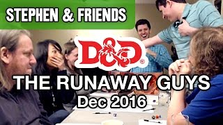 Nonton The Runaway Guys: Dungeons & Dragons Film Subtitle Indonesia Streaming Movie Download