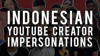 INDONESIAN YOUTUBE CREATOR IMPERSONATIONSDisclaimer: Baca tentang saluranFacebook: https://www.facebook.com/jangandipersulitLIKE, COMMENT, SHARE & SUBSCRIBE!Music:Dvorak Polka oleh Kevin MacLeod berlisensi Creative Commons Attribution (https://creativecommons.org/licenses/by/4.0/)Sumber: http://incompetech.com/music/royalty-free/index.html?isrc=USUAN1100249Artis: http://incompetech.com/