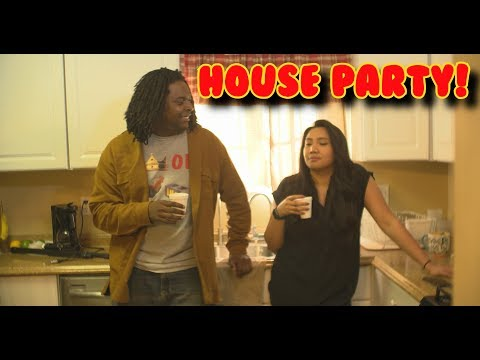 House Party! 😂COMEDY😂 (David Spates)