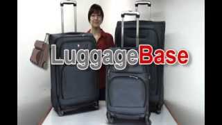 http://luggagebase.com/category/456/SwissGear-Luggage.html Effortless mobility and tough as nails durability combine to for this ...