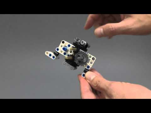Vidéo LEGO Technic 42052 : L'hélicoptère de transport