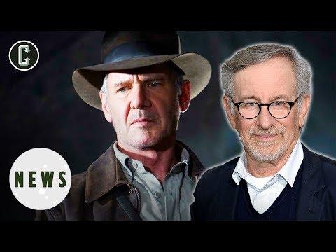 Steven Spielberg Eyeing Indiana Jones 5 for His Next Movie