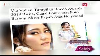 Video Ingin Karier Internasional, Via Vallen & Ayu Ting ting Raih Berbagai Penghargaan - iSeleb 22/03 MP3, 3GP, MP4, WEBM, AVI, FLV Maret 2019