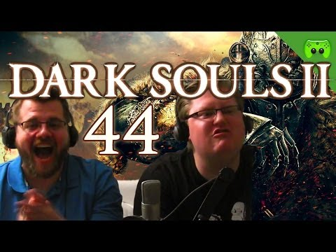 DARK SOULS 2 # 44 - Der Drachenreiter «»  Let's Play Dark Souls 2 | Deutsch HD