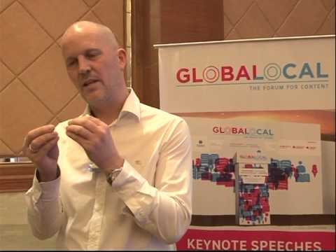 globalocal - Lasse Holm speaks about his experience at GLOBALOCAL 2013 - a B2B networking conclave for the publishing and allied industry in India.