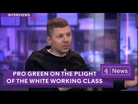 Professor Green interview (2018) on white working classes