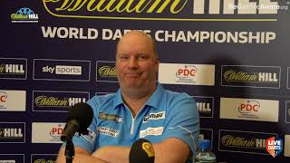 "Vincent van der Voort: ""I don't care about Christmas – I will be practicing my arse off"""
