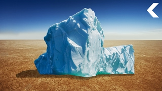 The Insane Plan to Tow an Iceberg to the Middle East by DNews