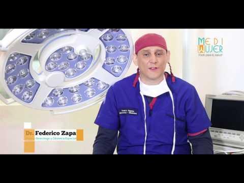 Juan Federico Zapata Perez  Ginecólogo, Cirujano