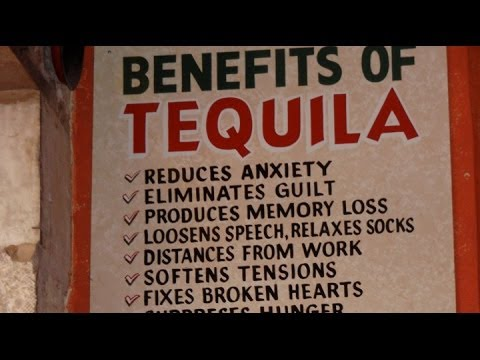 Drink Tequila Stay Thin? Booze Benefits Of Sugars Found In Liquor