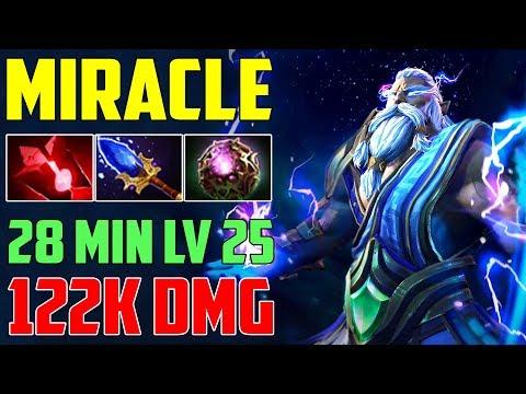 122K DMG Miracle Zeus | WTF Brain Hack