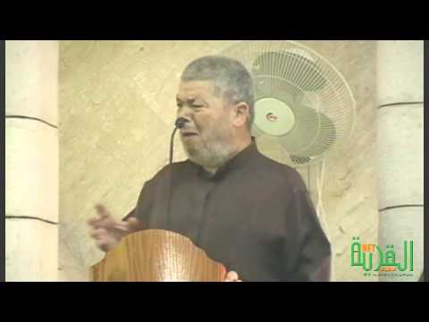 خطبة الجمعة لفضيلة الشيخ عبد الله 2/11/2012