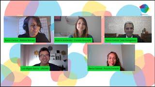 Videoconferência sobre o Programa Aprender Valor