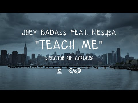Joey Bada$$ & Kiesza - Teach Me (2015)