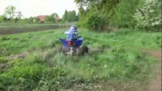 11. Yamaha raptor 250 TRAILER