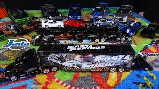 Nonton Fast and Furious Peterbilt 387 Hauler - Jada Toys Film Subtitle Indonesia Streaming Movie Download