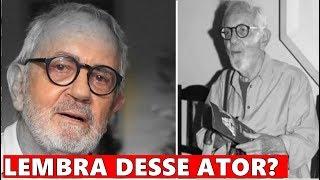 """Notícias dos famosos - Lembra desse ator da Globo? Aos 82, Orestes em """"Por Amor"""", Paulo José faz rara aparicao."""