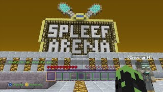 Minecraft Xbox 360 - HALLOWEEN Spleef Battle w/Subscribers! (Halloween Special)